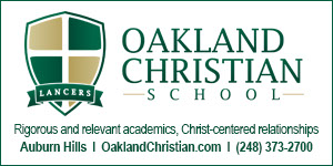 Oakland Christian School, Auburn Hills, Michigan. Oakland Christian School engages students in a rigorous and relevant education